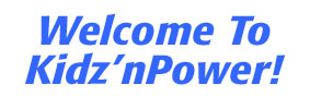 Welcome To Kidz'nPower!
