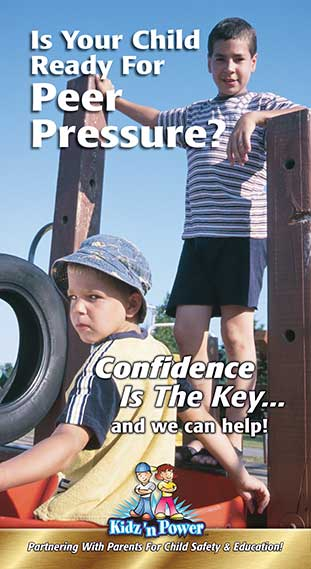 Is your child ready for peer pressure?